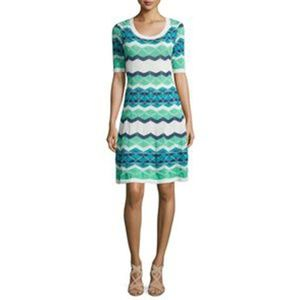 Missoni Patterned Knit Dress